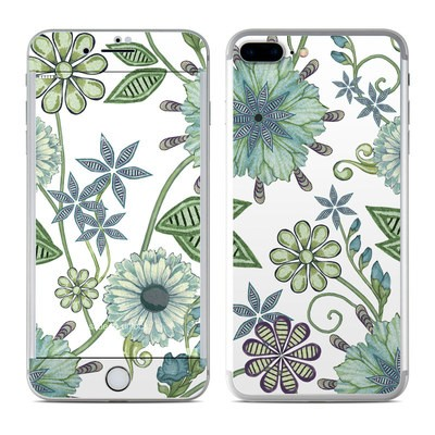 Apple iPhone 7 Plus Skin - Antique Nouveau
