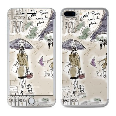 Apple iPhone 7 Plus Skin - Ah Paris