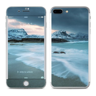 Apple iPhone 7 Plus Skin - Arctic Ocean