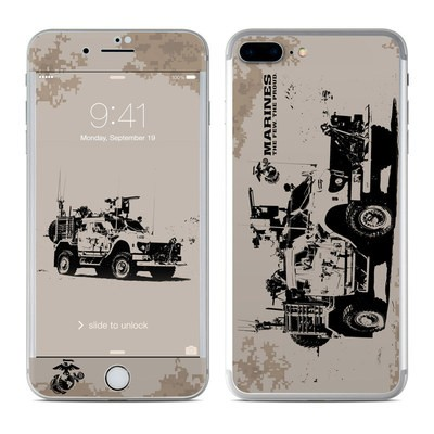 Apple iPhone 7 Plus Skin - Artillery