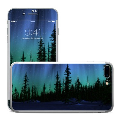 Apple iPhone 7 Plus Skin - Aurora