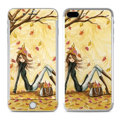 Apple iPhone 7 Plus Skin - Autumn Leaves