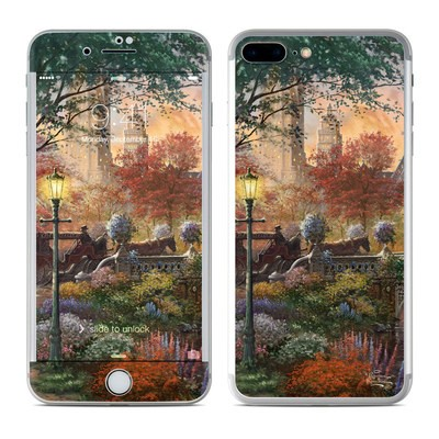Apple iPhone 7 Plus Skin - Autumn in New York