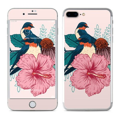 Apple iPhone 7 Plus Skin - Barn Swallows