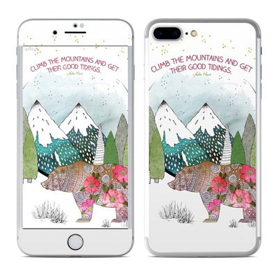 Apple iPhone 7 Plus Skin - Bear Mountain