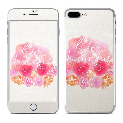 Apple iPhone 7 Plus Skin - Beautiful