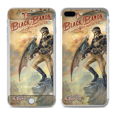 Apple iPhone 7 Plus Skin - The Black Baron