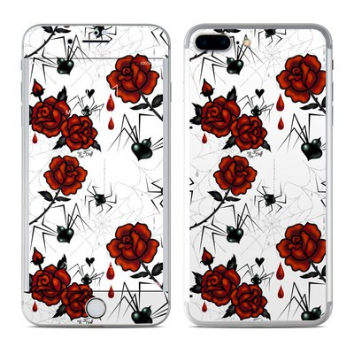 Apple iPhone 7 Plus Skin - Black Widows