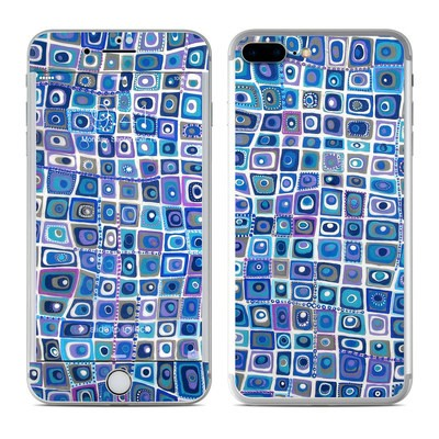 Apple iPhone 7 Plus Skin - Blue Monday