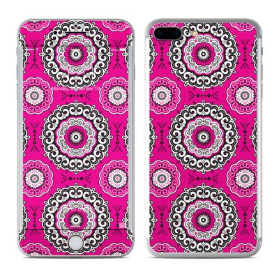 Apple iPhone 7 Plus Skin - Boho Girl Medallions