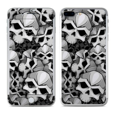 Apple iPhone 7 Plus Skin - Bones