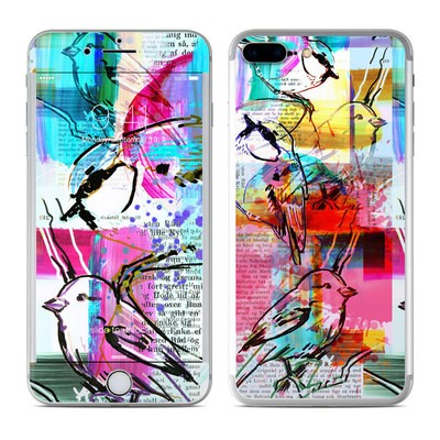Apple iPhone 7 Plus Skin - Book Birds