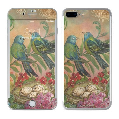 Apple iPhone 7 Plus Skin - Splendid Botanical