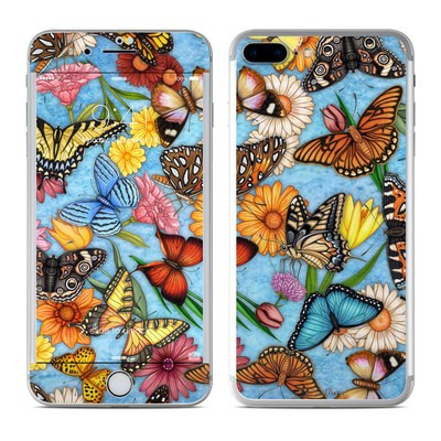 Apple iPhone 7 Plus Skin - Butterfly Land