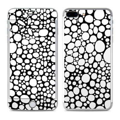 Apple iPhone 7 Plus Skin - BW Bubbles