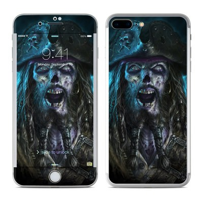 Apple iPhone 7 Plus Skin - Captain Grimbeard