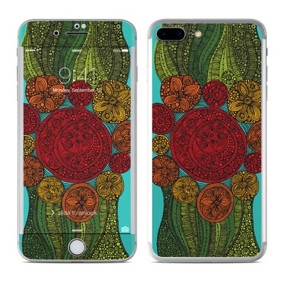 Apple iPhone 7 Plus Skin - Carnaval Circles