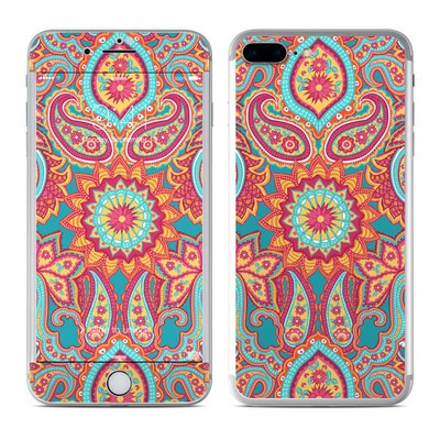 Apple iPhone 7 Plus Skin - Carnival Paisley