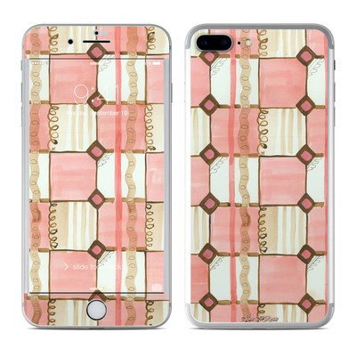 Apple iPhone 7 Plus Skin - Chic Check