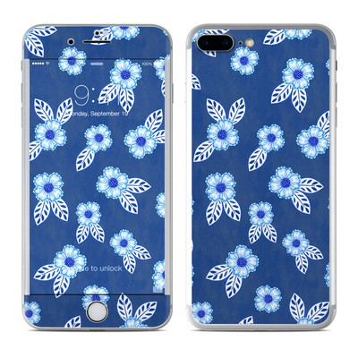 Apple iPhone 7 Plus Skin - China Blue