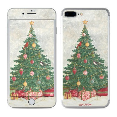 Apple iPhone 7 Plus Skin - Christmas Wonderland