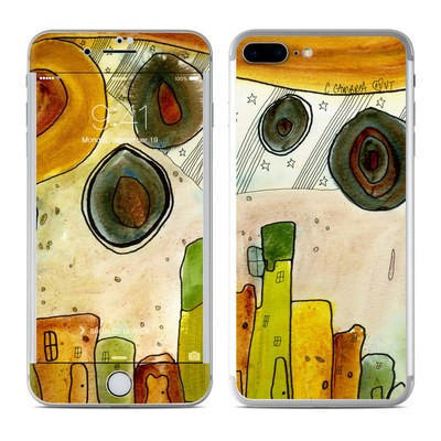 Apple iPhone 7 Plus Skin - City Life