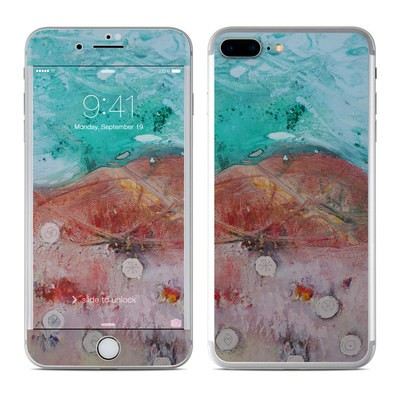 Apple iPhone 7 Plus Skin - Clay Mountains