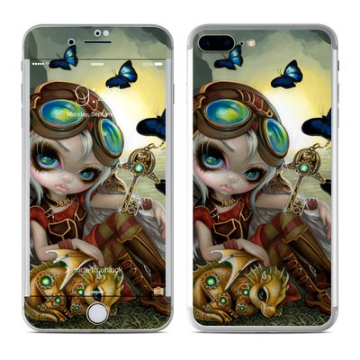 Apple iPhone 7 Plus Skin - Clockwork Dragonling