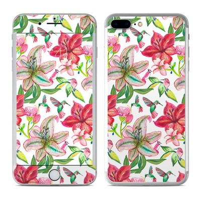 Apple iPhone 7 Plus Skin - Colibri
