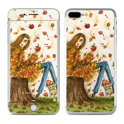 Apple iPhone 7 Plus Skin - Crisp Autumn
