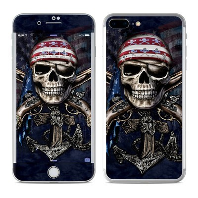 Apple iPhone 7 Plus Skin - Dead Anchor