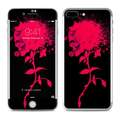Apple iPhone 7 Plus Skin - Dead Rose