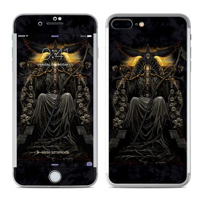 Apple iPhone 7 Plus Skin - Death Throne