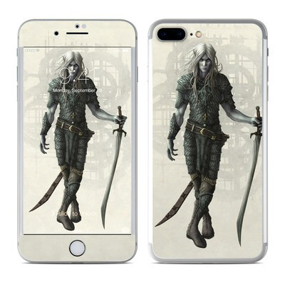 Apple iPhone 7 Plus Skin - Dark Elf