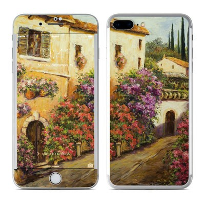 Apple iPhone 7 Plus Skin - Via Del Fiori