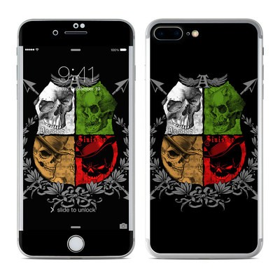 Apple iPhone 7 Plus Skin - Devils Herald