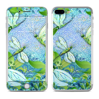 Apple iPhone 7 Plus Skin - Dragonfly Fantasy