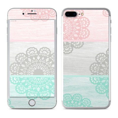 Apple iPhone 7 Plus Skin - Doily