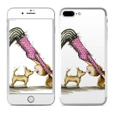 Apple iPhone 7 Plus Skin - Downward Dog