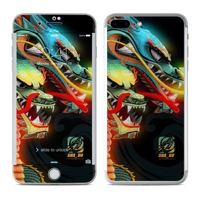 Apple iPhone 7 Plus Skin - Dragons