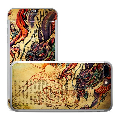 Apple iPhone 7 Plus Skin - Dragon Legend