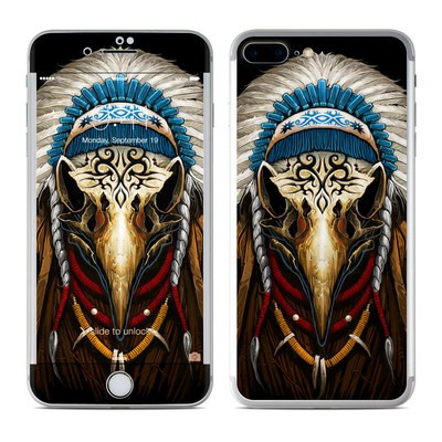 Apple iPhone 7 Plus Skin - Eagle Skull