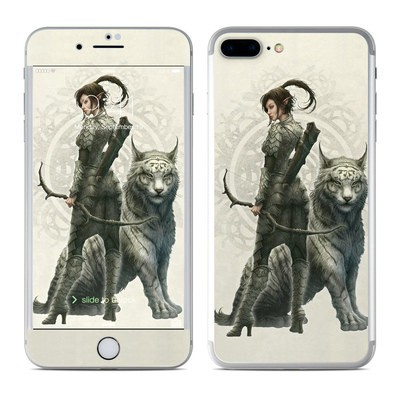 Apple iPhone 7 Plus Skin - Half Elf Girl