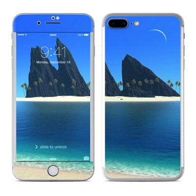 Apple iPhone 7 Plus Skin - Endless Blue