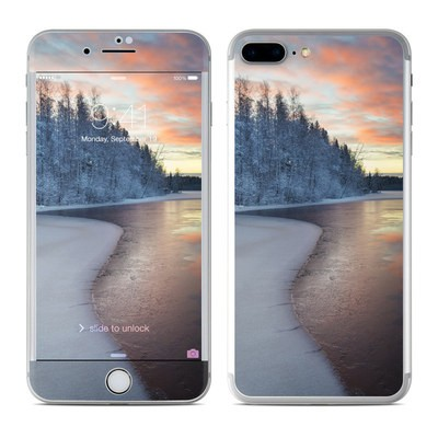 Apple iPhone 7 Plus Skin - Evening Snow