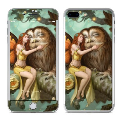 Apple iPhone 7 Plus Skin - Fairy and Owl