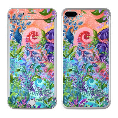 Apple iPhone 7 Plus Skin - Fantasy Garden