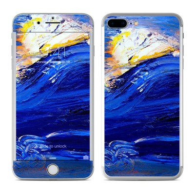 Apple iPhone 7 Plus Skin - Feeling Blue