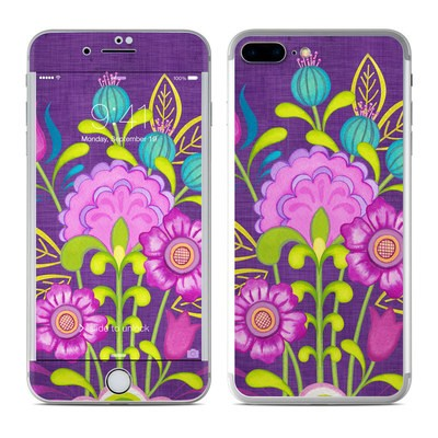 Apple iPhone 7 Plus Skin - Floral Bouquet