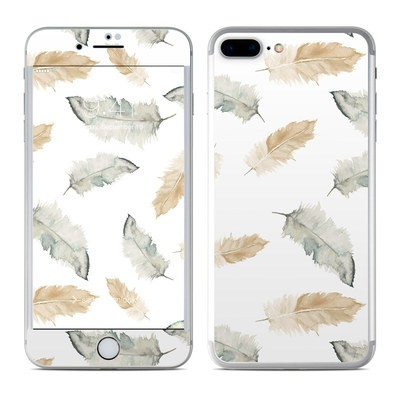 Apple iPhone 7 Plus Skin - Feathers